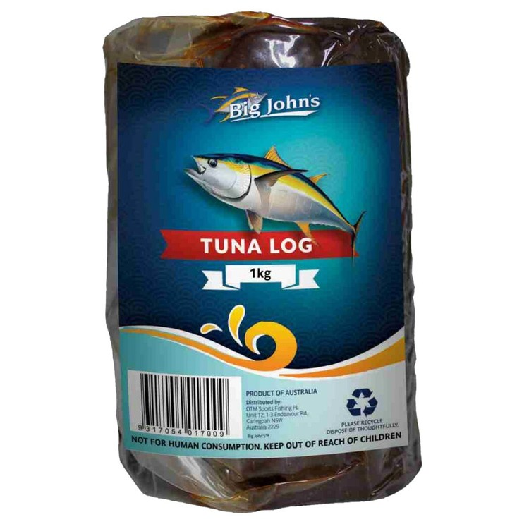 Big John's Tuna Log 1kg