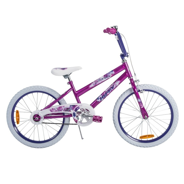 Huffy So Sweet Purple & White Youth Bike