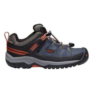 Keen Youth Targhee Waterproof Low Hiking Shoes