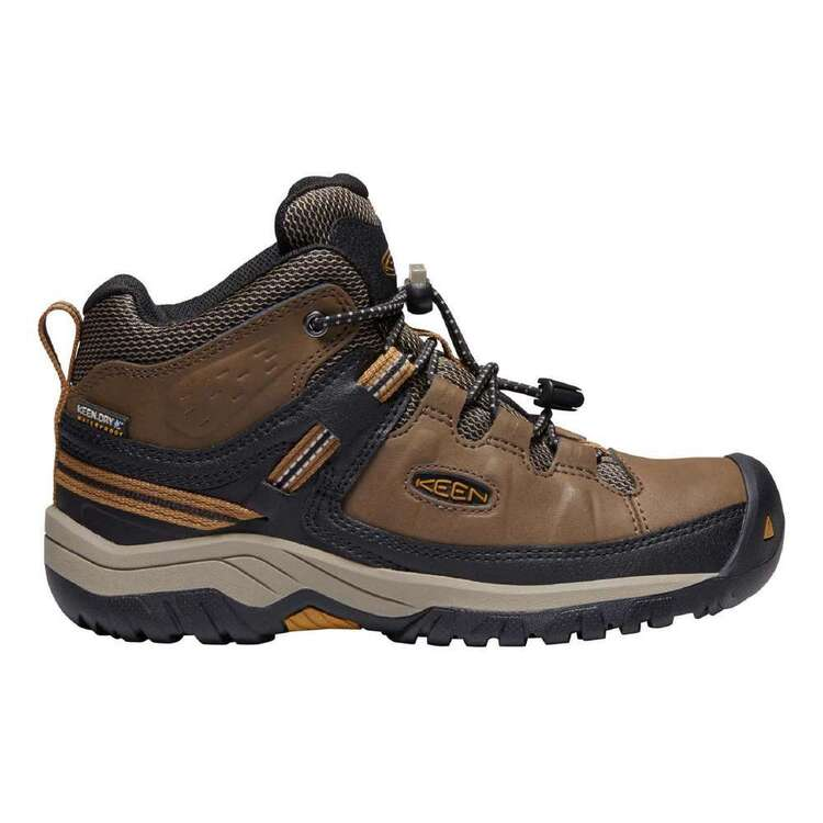 Keen Youth Targhee Waterproof Mid Hiking Boots