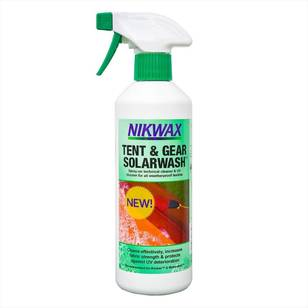 Nikwax Solarwash Cleaner