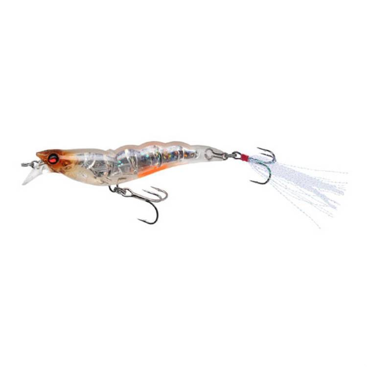 Yo-Zuri Crystal 3D Shrimp Slow Sink 70mm Lure