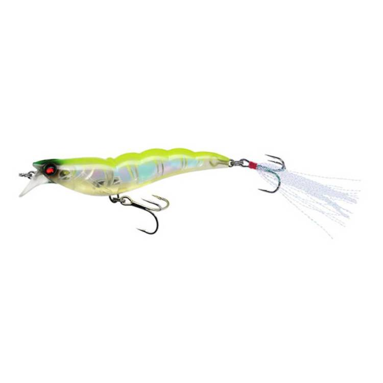 Yo-Zuri Crystal 3D Shrimp Slow Sink 90mm Lure