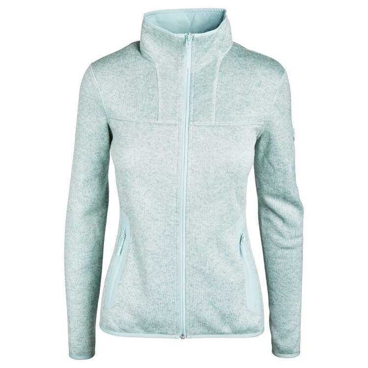Cederberg Women's Danie Full Zip Knit Fleece Top