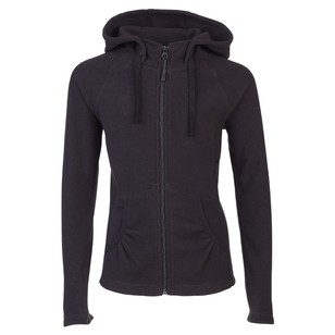 Cape Youth's Luna Hood Zip Polar Fleece Top