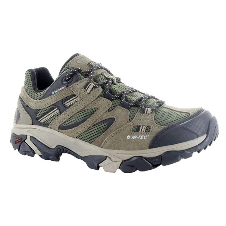 HI-TEC Men's Ravus Vent Lite Low Waterproof Hiking Shoes