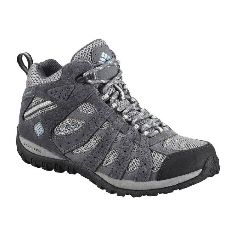 Columbia Women's Redmond Waterproof Mid Hiking Boots