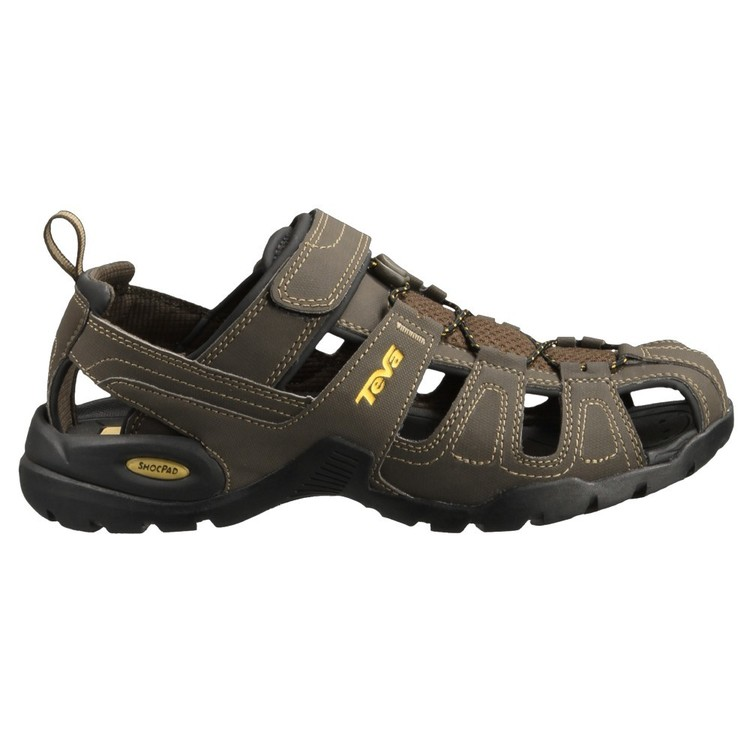Teva Men's Forebay Sandals Turkish Coffee