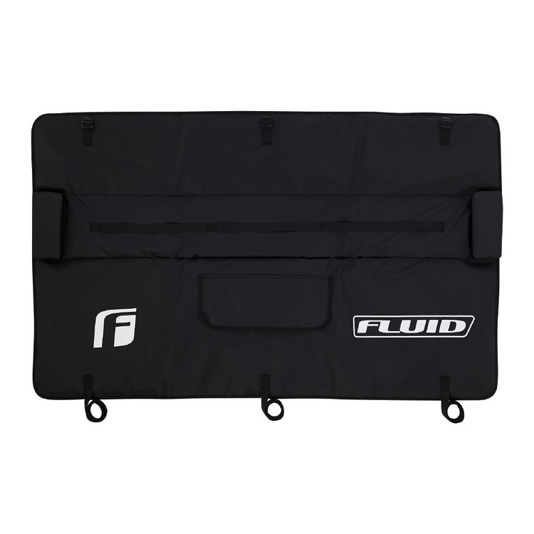 Fluid Tailgate Cover Black