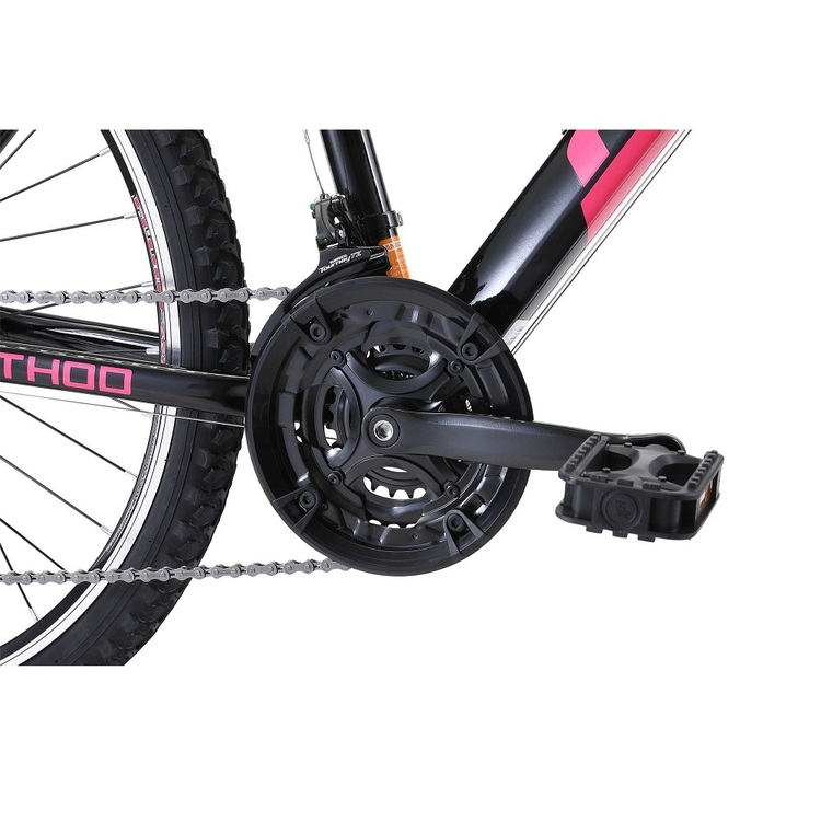 Fluid Method Women's Mountain Bike  Black