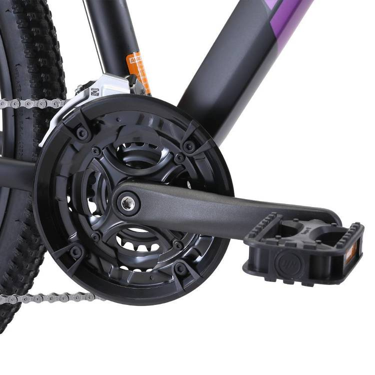 Fluid Momentum Women's Mountain Bike Black