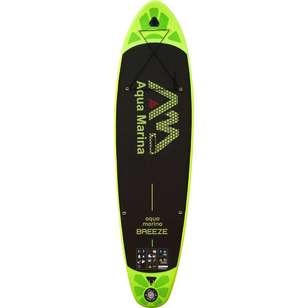 Aqua Marina Breeze Inflatable Stand Up Paddle Board With Paddle