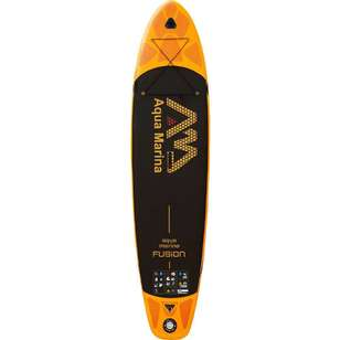 Aqua Marina Fusion Inflatable Stand Up Paddle Board With Paddle