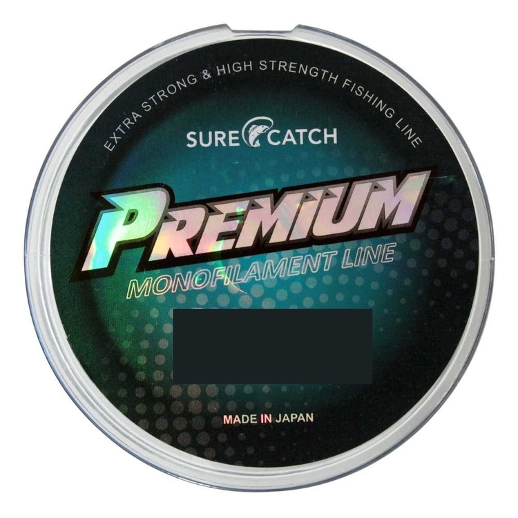 SureCatch Premium 1/4 Lb Mono Line