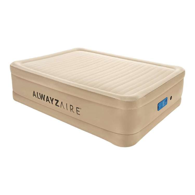 Bestway Alwayzaire Fortech Airbed with Pump
