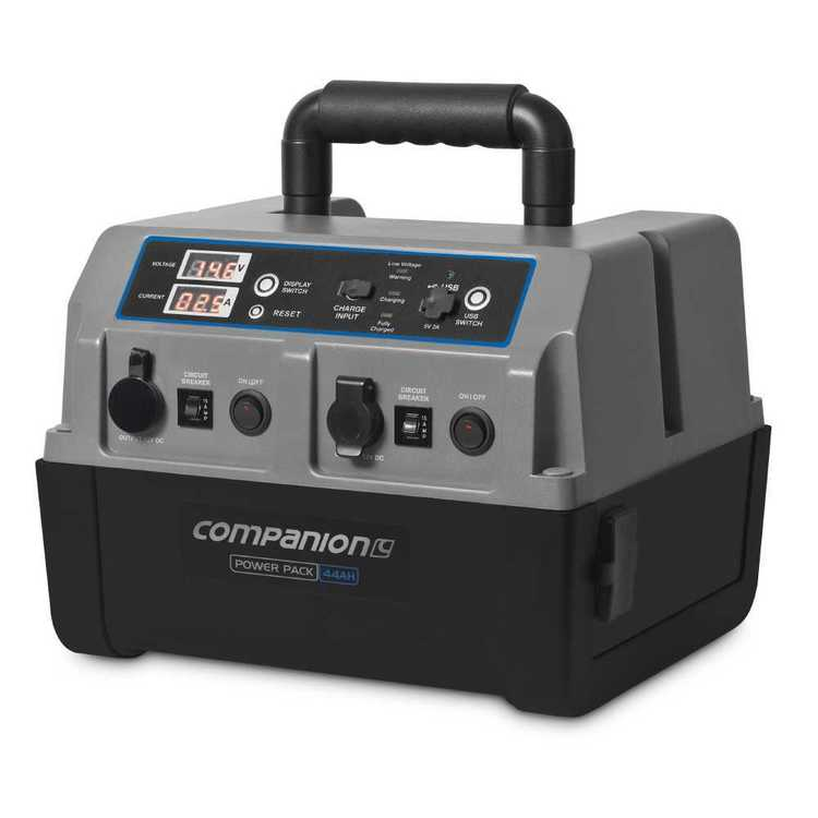 Companion 44Ah Power Pack