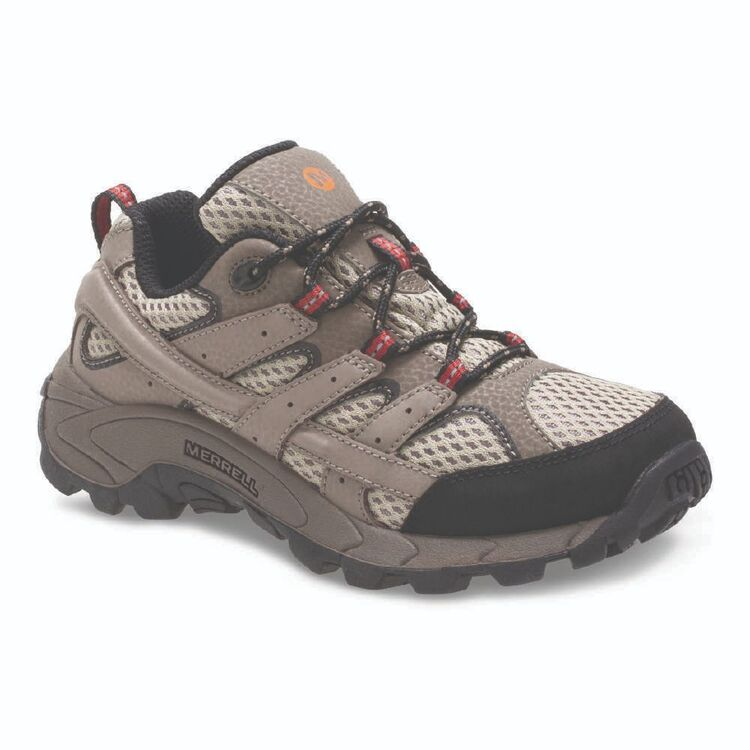 Merrell Kids' Moab 2 Lace Low Hiking Shoes