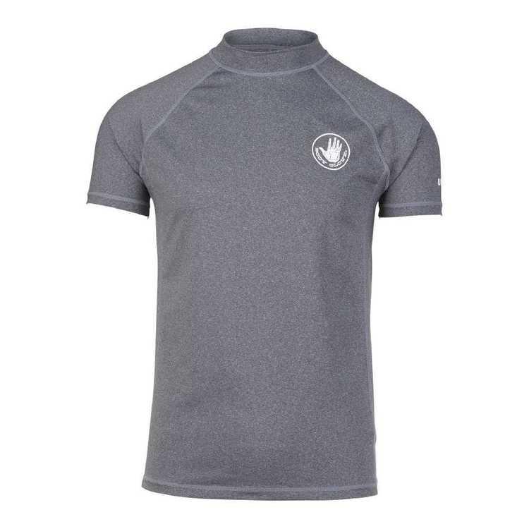 Body Glove Men's Short Sleeve Core Rash Vest