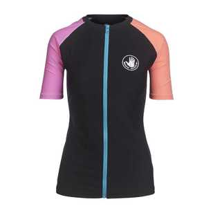 Body Glove Women's Honolua Short Sleeve Rash Vest