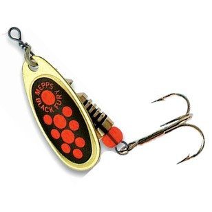 Mepps Black Fury Spinner Lure