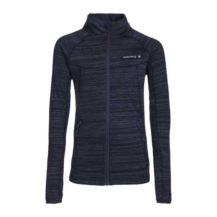Cederberg Boys' Youth Tech Rudow Fleece Jacket