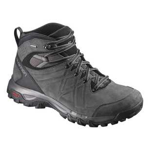 Salomon Men's Evasion 2 Leather GTX Mid Hiking Shoes