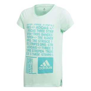 adidas Girl's Graphic Tee