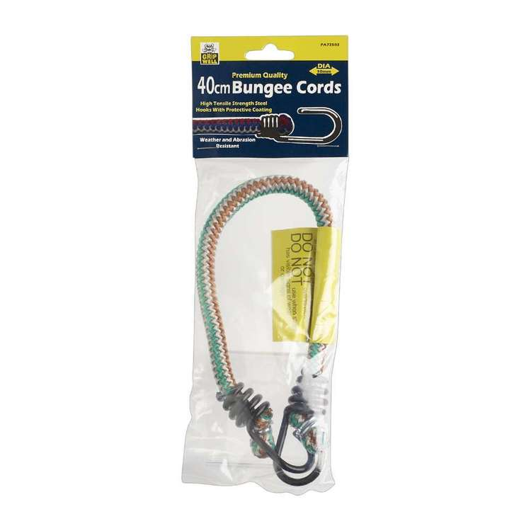 Gripwell 40 cm Premium Quality Bungee Cord