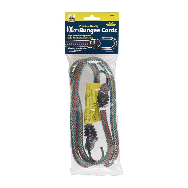 Gripwell 100 cm Premium Quality Bungee Cord
