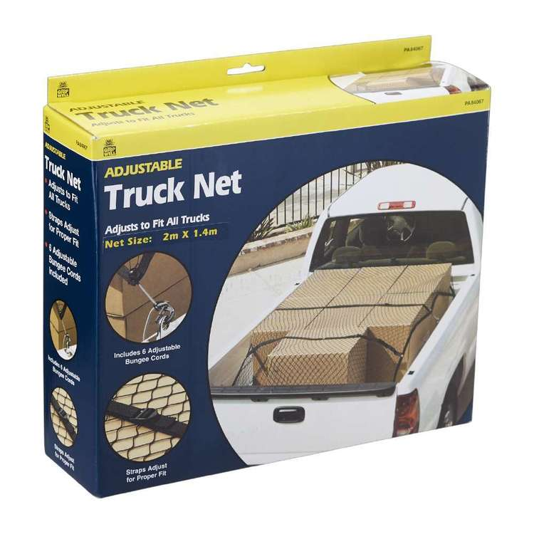 Gripwell 1.8mm Adjustable Truck Net