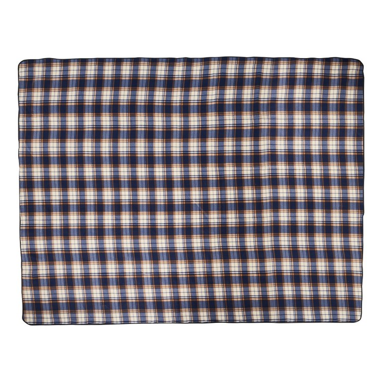 Spinifex 3 x 2m Picnic Blanket Navy 3 x 2 m