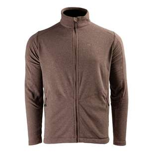 Mountain Designs Mens Wrangell Full Zip Fleece Jacket