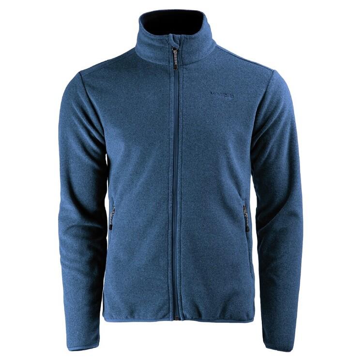 Mountain Designs Men's Buckland Full Zip Fleece Jacket