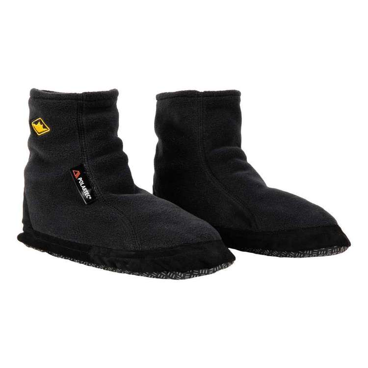 Mountain Designs Adults' Unisex Bearfoot Fleece Booties