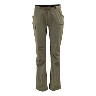 Mountain Designs Women's Cooloola Cargo Pant Olive Green
