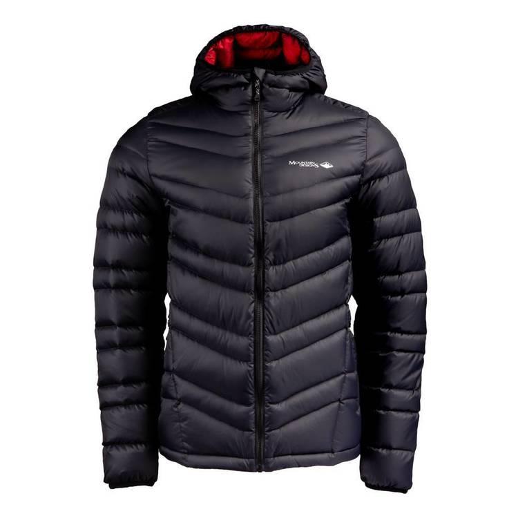 Mountain Designs Men's Peak 700 Down Jacket