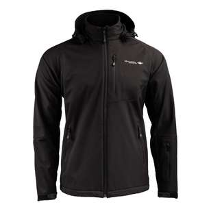 Mountain Designs Men's Perisher Softshell Jacket