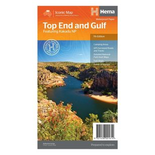 Hema Top End and Gulf Map