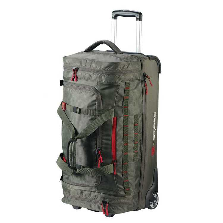 Caribee Scarecrow 75 L Wheel Travel Bag