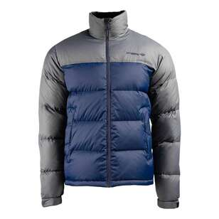 Mountain Designs Men's Resurge 700 Goose Down Jacket Navy & Iron