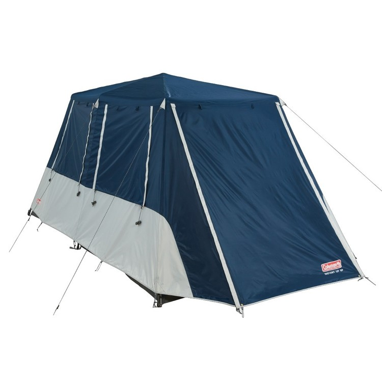 Coleman Instant Up 8 Person Tent - Easy Family Camping ...