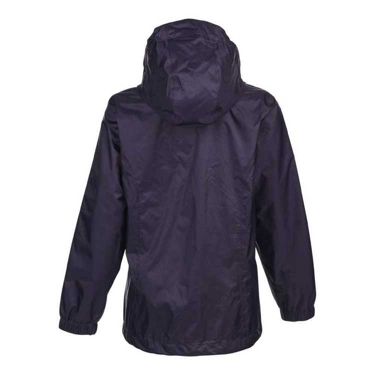 Cederberg Youth's Kuranda Rain Jacket Nightshade