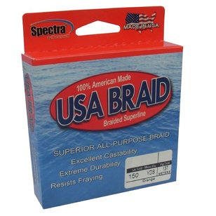Spectra USA Braid 150 Yards Line