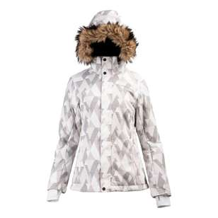 Mountain Designs Womens Frost Insulated Snow Jacket
