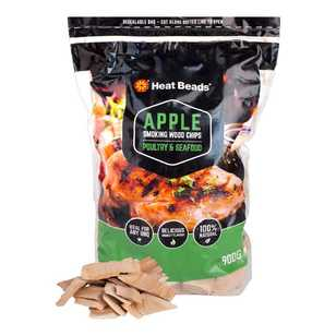 Heat Beads Wood Chips - Apple