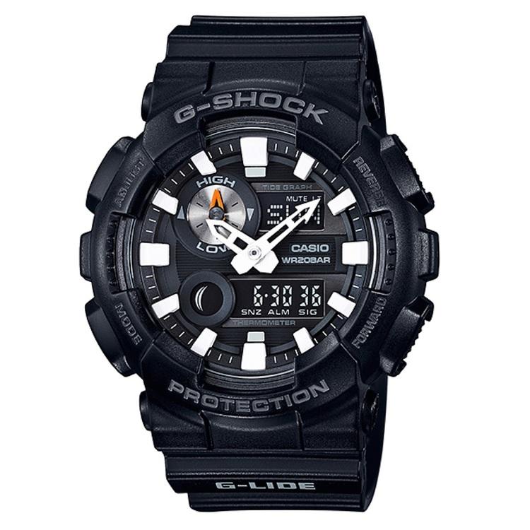 Casio GAX-100 G-Shock Tide Watch