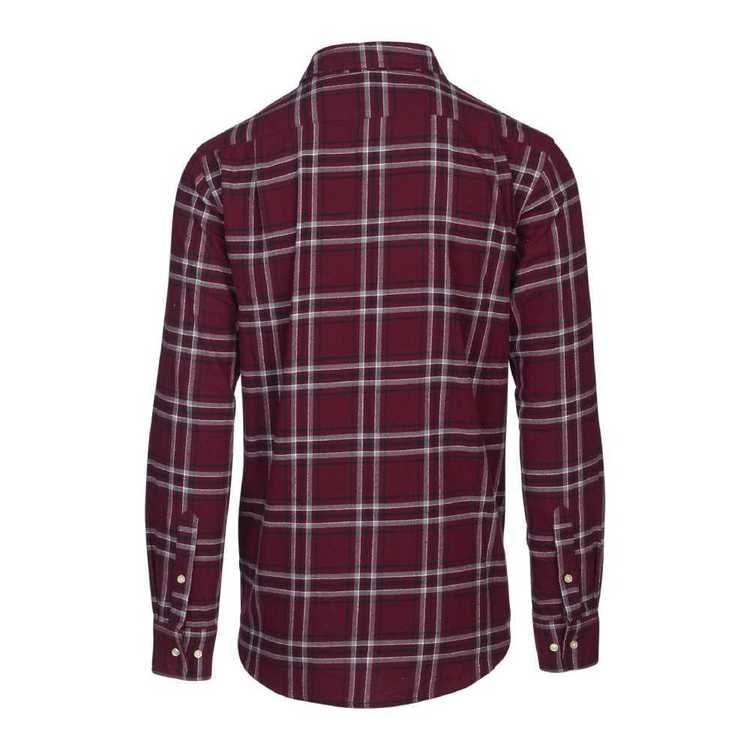 Cape Men's Caper Org Flannelette Shirt