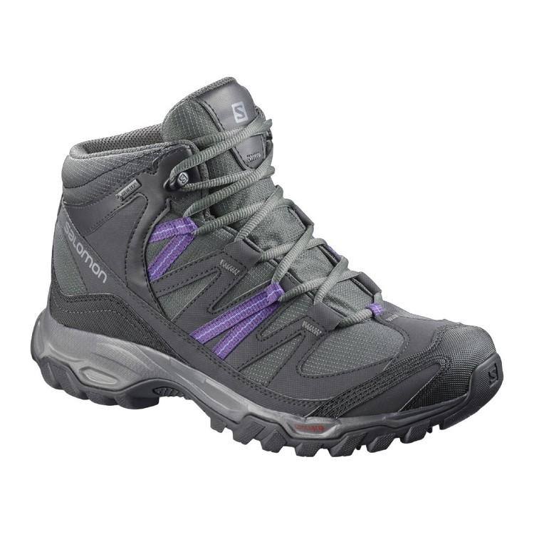 Salomon Women's Shindo GTX Mid Hiking Boots