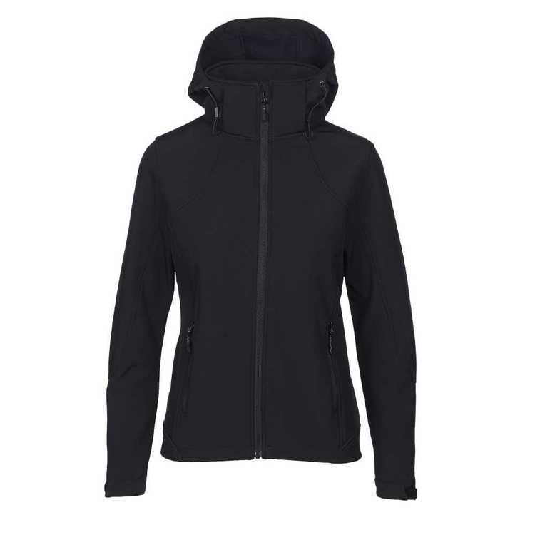 Cape Women's Alisha Hooded Softshell Jacket