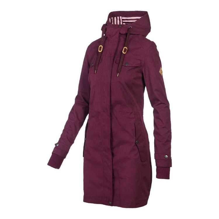 Gondwana Women's Elendale Rain Jacket Port
